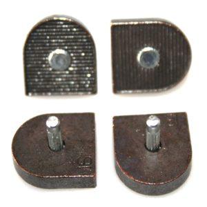 metal heel